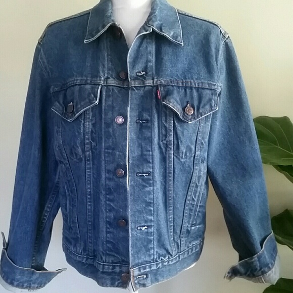0b67406ba7 Levi s Other - Vintage mens Levis denim jacket 42 L